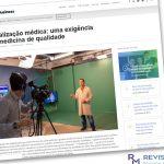 Revisamed é destaque no maior portal de saúde da América Latina