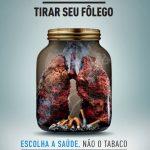 """""""Saúde pulmonar"""" é o tema do Dia Mundial Sem Tabaco"""