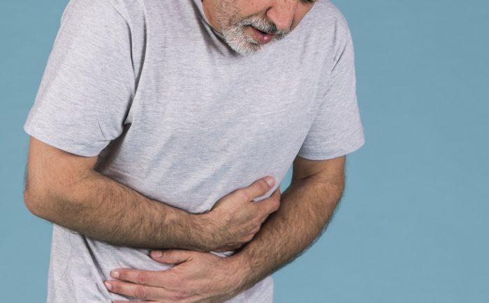 tratamento de ulcera perfurada