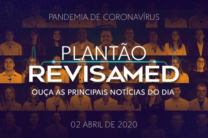 plantão coronavírus revisamed