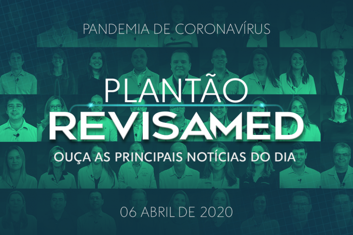 pandemia coronavírus plantão revisamed